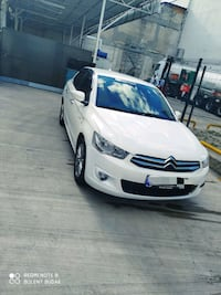 2013 Citroen C-ELYSEE 1.6 HDI 92HP M/T EXCLUSIVE Alaybey