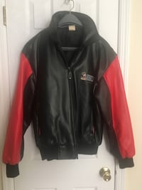 Disney's printed zip-up jacket size small  Commack, 11725