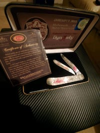 2009 National Championship Commemorative Knife  Northport, 35476