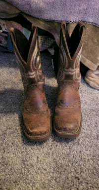 Justin's size 6b very good condition  Madrid, 50156