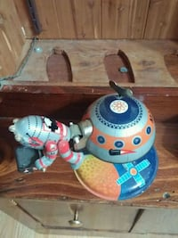toddler's blue, gray, and orange toy Cornwall, K6H 5R6