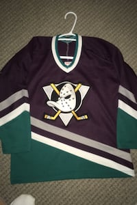 Kids Vintage mighty ducks jersey  Oakville, L6J 6J2
