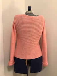 pink long sleeve XS