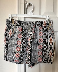 Size Small Shorts Fort Bliss, 79906