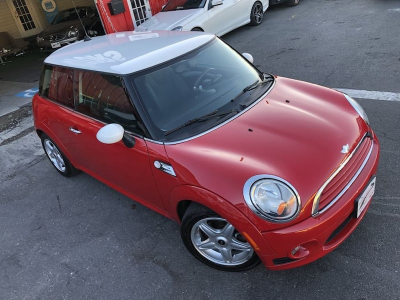 MINI Cooper Hardtop 2009 babe2314-286c-4639-a15e-dc0bfd3f6ee1