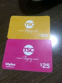 Cityline tv gift cards