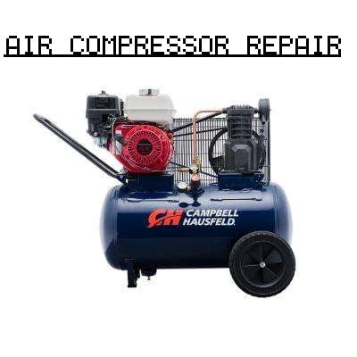READ THE AD DESCRIPTION CAREFULLY BEFORE MESSAGING ME -PORTABLE AIR COMPRESSOR REPAIR