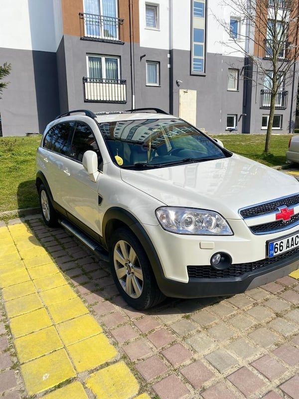 2011 Chevrolet Captiva 2.0 16V DIESEL HIGH AT 7K eacf10c4-77f9-4ff7-a7ab-2d3e9e702647