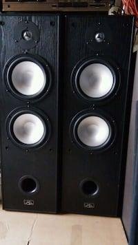 PA PRO AUDIO TOWER SPEAKERS FLOOR SPEAKERS GREAT S Whitchurch-Stouffville, L4A 0J5