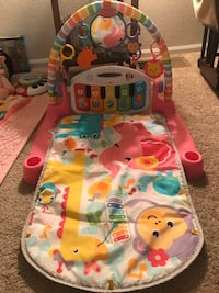 Fisher Price Kick and Play Activity Mat