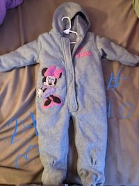 gray and pink zip-up hoodie Schenectady, 12303