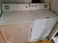 Washer dryer set Montréal, H4L 3J7