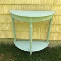 Half circle side table Aldie, 20105