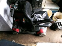 black mobility scooter Reserve, 70084