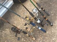 FISHING RODS & REELS Virginia Beach, 23464