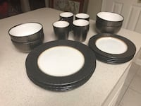 Mikasa Dinnerware set for 4 - new/barely used Washington, 20001