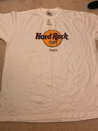 Hard Rock Cafe T-Shirt Woodbridge, 22192