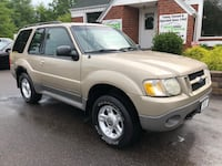 Ford - Explorer - 2001 Youngstown