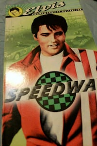 VHS movie Elvis  Lakeland, 33811