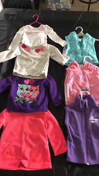 Baby girl clothes  size 18months Brandon, 33510