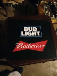 Budlight /budweiser sign Oklahoma City, 73159