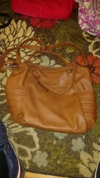 women's brown leather shoulder bag Baton Rouge, 70802