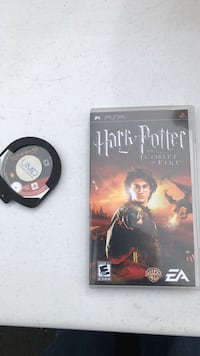 PSP Games 2.  Harry Potter and God of Wars set Manassas, 20109