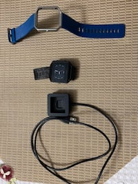 Fitbit Blaze watch with 2 wrist bands and charger Toronto, M2J 3Z6