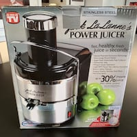 power juicer Ashburn, 20148