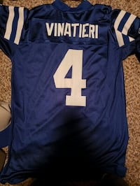 Adam Vinatieri Jersey Broken Arrow, 74014