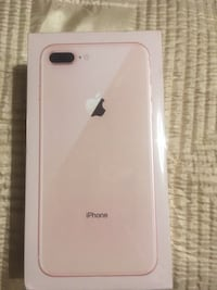 iPhone 8 Gold 64gb sealed new New Westminster, V3M 3B6