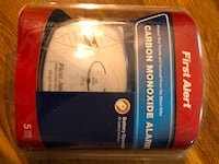 First Alert CO400 Carbon Monoxide Detector, Battery Operated Westwood, 07675
