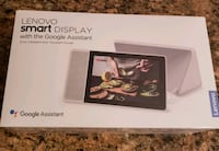 Lenovo smart display 8inch Markham, L6G 0B8