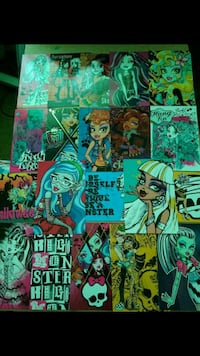 Карточки Monster High Москва, 107143