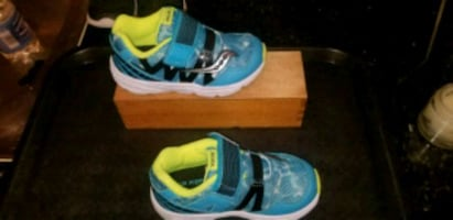 Saucony Baby Ride Pro Size 7
