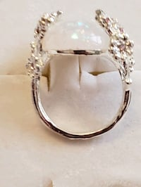 New 925 Silver ring, size 8 Toronto, M2M 4B9