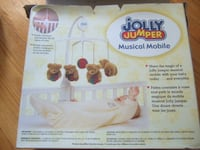Jolly Jumper musical mobile,3649 Mississauga