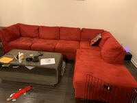Sectional couch and chair Smithfield, 23430
