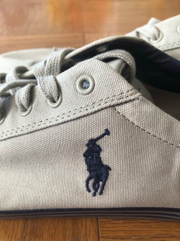 POLO shoes size 14 1