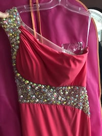 Prom sequin dress***
