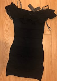 Guess dress size 10 black  Toronto, M3B 3R7