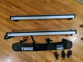 Thule Roof Rack Blades