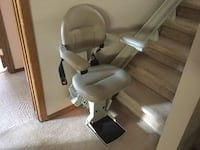 Stair chair lift Calgary