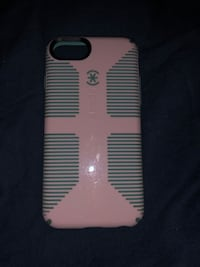 two pink and white iPhone cases 1201 mi