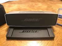 Black and gray bose portable speaker Knoxville, 37919