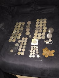 Mix silver lot mix date all