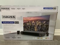 Home theatre system Vaughan, L6A 0M4