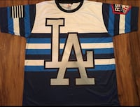 Los Angeles Dry Fit Full Sublimation Jersey Brand New Santa Ana, 92705