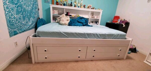 S Are Boys Bed With Drawers In Front As Seen