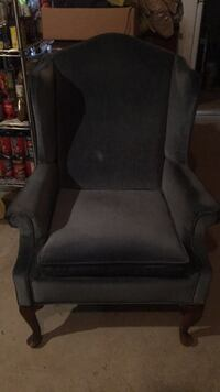 Wing Chair.